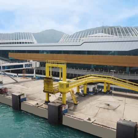 Merak Executive Port